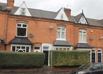 Thumbnail 3 bed property for sale in Regent Road, Harborne, Birmingham