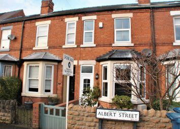 Thumbnail 3 bedroom terraced house for sale in Albert Street, Radcliffe On Trent, Nottingham