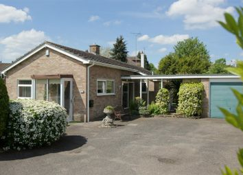 Thumbnail 3 bed detached bungalow for sale in Bell Meadow, Bury St. Edmunds
