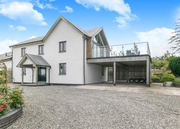 Thumbnail 4 bed link-detached house for sale in Carmel, Llanrwst, Conwy, North Wales