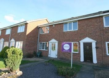 Thumbnail 2 bed terraced house to rent in Vavasour Court, Copmanthorpe, York