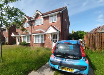 Thumbnail 3 bed semi-detached house to rent in Libra Close, Liverpool, Merseyside