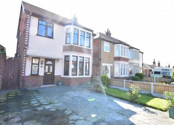 Thumbnail 3 bed detached house for sale in Ettrick Avenue, Fleetwood