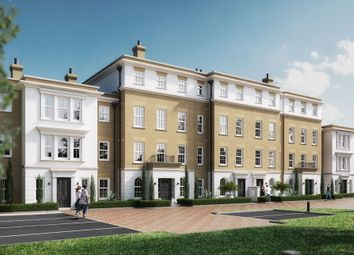 Thumbnail 5 bed town house for sale in Shirehall Way, Bury St. Edmunds