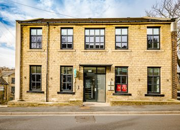 Thumbnail 2 bed flat for sale in Kings Vale Apartments, Saddleworth Road, West Vale