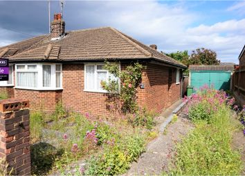 Thumbnail 2 bed semi-detached bungalow for sale in Matlock Crescent, Luton