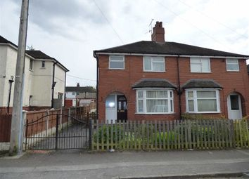 Thumbnail 3 bed semi-detached house for sale in Hollinshead Avenue, Dimsdale, Newcastle-Under-Lyme