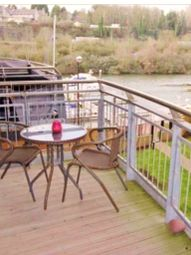 Thumbnail 1 bed flat to rent in Victoria Wharf, Cardiff Bay, Cardiff