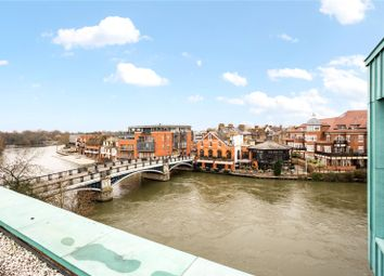 Thumbnail 2 bed terraced house for sale in Windsor Quay, Thames Side, Windsor, Berkshire