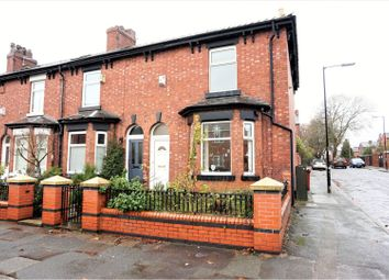 Thumbnail 2 bed end terrace house for sale in Rosina Street, Manchester