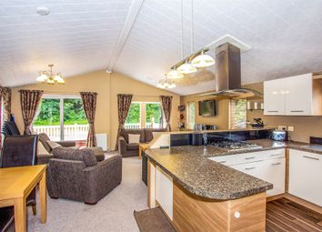 Thumbnail 2 bed lodge for sale in Merley House Lane, Ashington, Wimborne