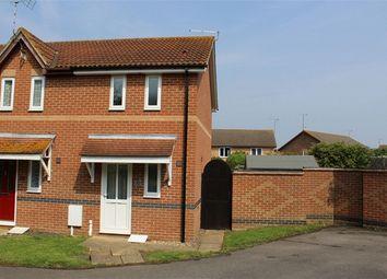 Thumbnail 1 bed end terrace house for sale in Ten Acre Way, Rainham, Kent