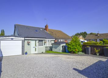 Thumbnail 3 bed semi-detached bungalow for sale in Fairway, Keyworth, Nottingham