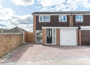 Thumbnail 3 bed semi-detached house for sale in Pepper Hill, Northfleet, Kent