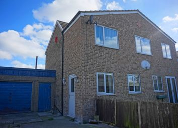 Thumbnail 4 bedroom end terrace house for sale in Perran Close, Bransholme, Hull