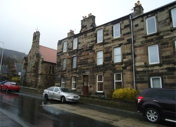 Thumbnail 2 bed flat for sale in Cromwell Road, Burntisland, Fife