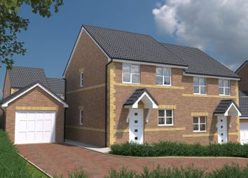 2 bed semi-detached house for sale in Treetops, Common Road, South Kirkby WF9