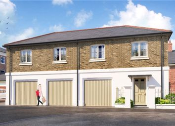 Thumbnail 2 bedroom detached house for sale in Elanor Coade Mews, Poundbury, Dorchester