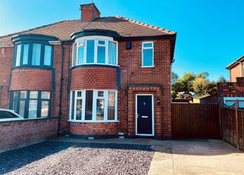 Thumbnail 3 bed property for sale in Quarrydale Avenue, Sutton-In-Ashfield