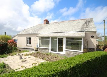 Thumbnail 3 bed bungalow for sale in Trevia, Camelford