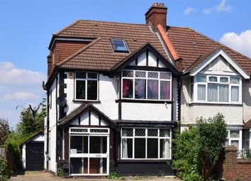 Thumbnail 4 bedroom semi-detached house for sale in Stafford Road, Wallington, Surrey