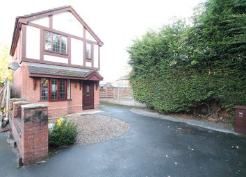 Thumbnail 3 bed detached house to rent in Hallas Grove, Manchester