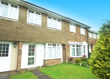 Thumbnail 2 bed terraced house to rent in Holly Close, Storrington, Pulborough