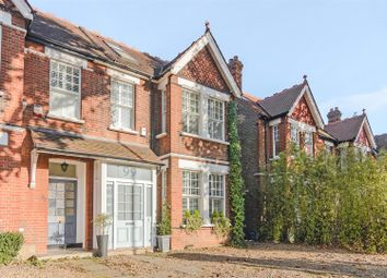 Thumbnail 6 bed semi-detached house for sale in Mortlake Road, Kew, Richmond, Surrey