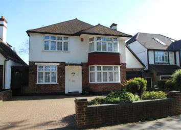 Thumbnail 4 bed detached house to rent in London Road, Stanmore