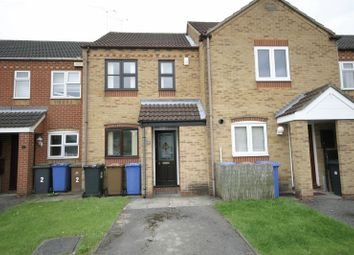 Thumbnail Terraced house to rent in Trent Bridge Court, Littleover, Derby