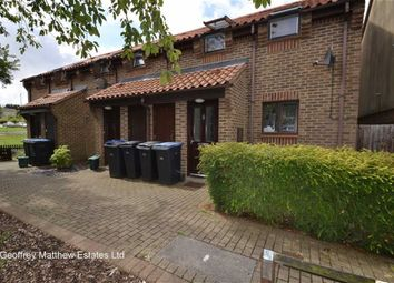 Thumbnail 3 bed end terrace house for sale in The Briars, Harlow, Essex