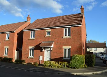 Thumbnail 4 bedroom detached house for sale in Bransby Way, Locking Castle, Weston-Super-Mare