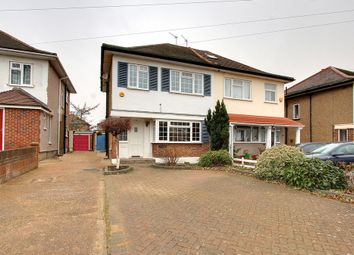 Thumbnail 3 bed semi-detached house for sale in Frogmore Avenue, Hayes