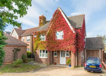 Thumbnail 3 bed detached house for sale in Fox Close, Burgess Hill