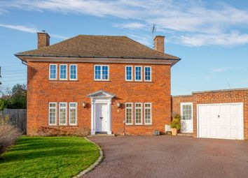 Thumbnail 4 bed detached house for sale in Coles Green, Bushey Heath, Herts