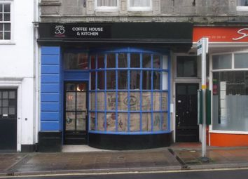 Thumbnail Restaurant/cafe to let in High West Street, Dorchester