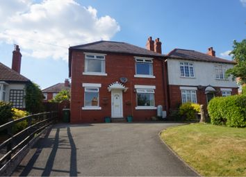 Thumbnail 3 bed detached house for sale in Upper Road, Shrewsbury