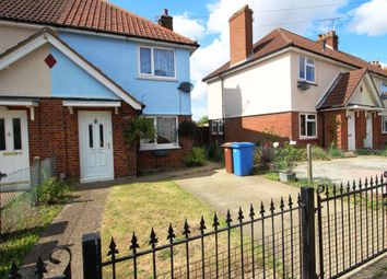 Thumbnail 2 bedroom end terrace house to rent in Mildmay Road, Ipswich