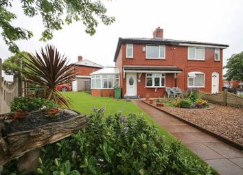 Thumbnail 2 bed semi-detached house for sale in Greenwood Avenue, Worsley Hall, Wigan