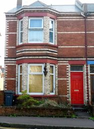 Thumbnail 5 bedroom shared accommodation to rent in Magdalen Road, St. Leonards, Exeter