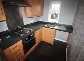 Thumbnail 2 bed flat to rent in Burdon Court, Horden, Peterlee