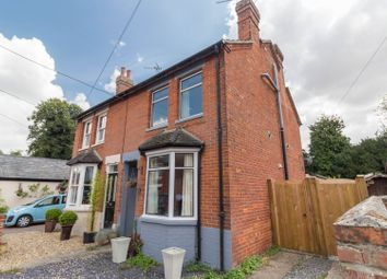 Thumbnail 2 bed semi-detached house for sale in Test Road, Whitchurch