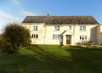 Thumbnail 3 bed farmhouse to rent in Winkleigh