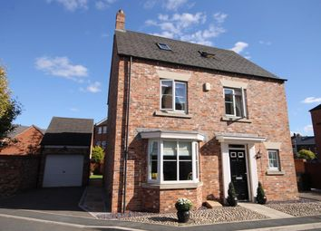 Thumbnail 4 bed detached house for sale in Allerton Close, Northallerton
