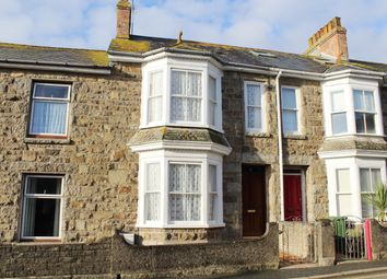 Thumbnail 4 bed terraced house for sale in Poltair Terrace, Heamoor