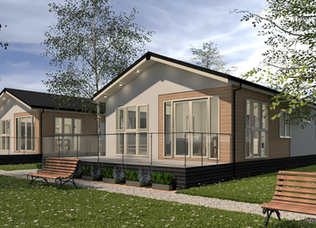 Thumbnail 2 bed mobile/park home for sale in Applegrove Lodges, Burniston, Scarborough