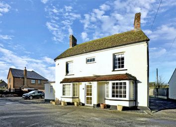 Thumbnail 4 bed detached house for sale in Southoe, St Neots, Cambridgeshire