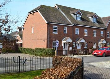 Thumbnail 3 bed end terrace house for sale in Rowlock Gardens, Hermitage, Berkshire