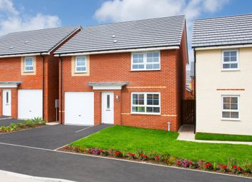 """Thumbnail 4 bed detached house for sale in """"Windermere"""" at Oaksley Carr, Hull Road, Woodmansey, Beverley"""