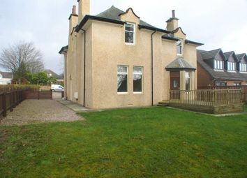 Thumbnail 4 bed detached house to rent in West Kilbride Road, Dalry, North Ayrshire